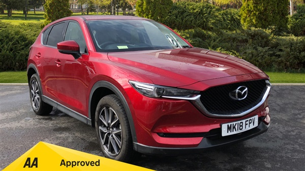 Large image for the Mazda CX-5