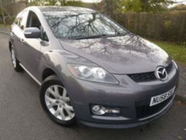 Large image for the Mazda CX-7