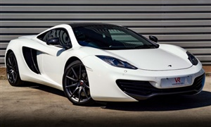 Large image for the Used Mclaren MP4-12C