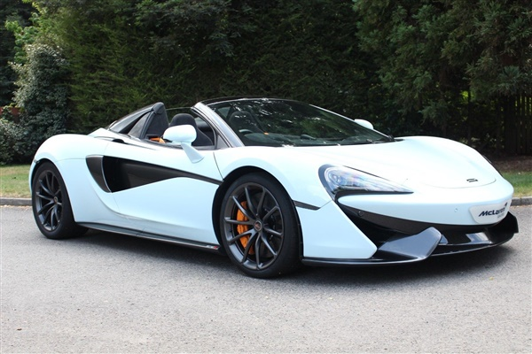 Large image for the Mclaren 570S SPIDER