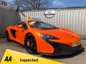 Large image for the Used Mclaren 650S