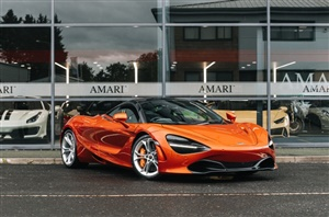 Large image for the Used Mclaren 720
