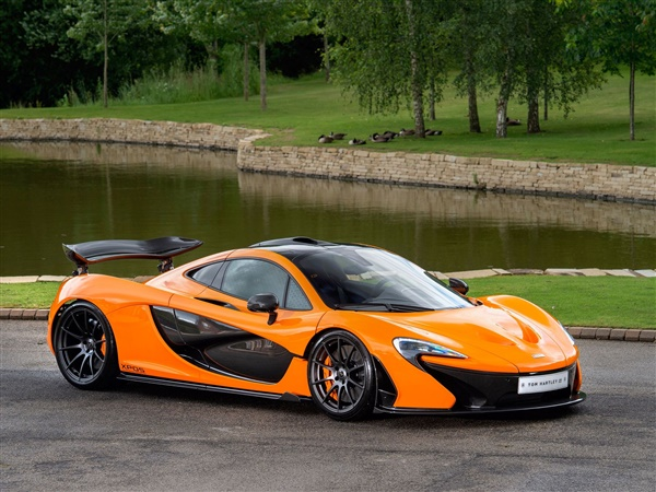 Large image for the Mclaren P1