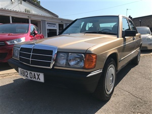 Large image for the Used Mercedes-Benz 190