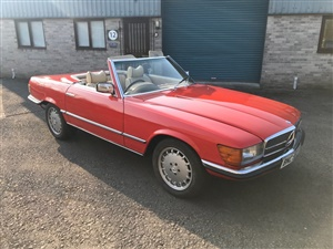Large image for the Used Mercedes-Benz 350 Sl