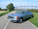 Used Mercedes-Benz 500