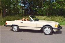 Used Mercedes-Benz 560