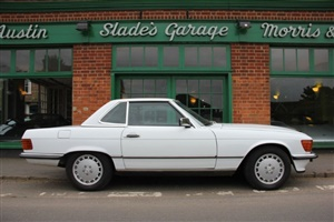 Large image for the Used Mercedes-Benz 560SL