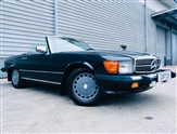 Used Mercedes-Benz 560SL