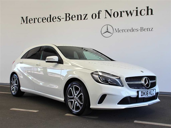 Large image for the Used Mercedes-Benz A Class