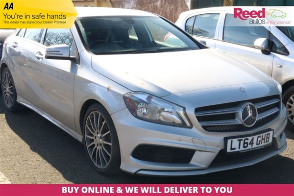 Large image for the Mercedes-Benz A Class