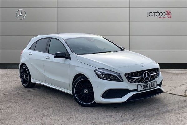 Large image for the Used Mercedes-Benz A-Class