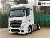 Used Mercedes-Benz Actros