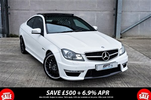 Large image for the Used Mercedes-Benz C63