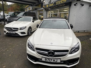 Large image for the Used Mercedes-Benz C63 AMG