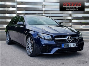 Large image for the Used Mercedes-Benz E63 AMG