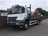 Used Mercedes-Benz Axor