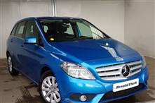 Used Mercedes-Benz B Class