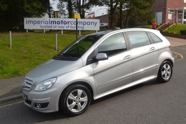 Large image for the Used Mercedes-Benz B Class