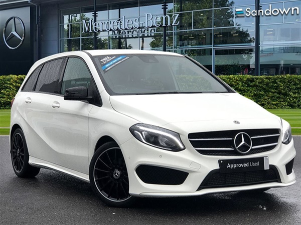Large image for the Used Mercedes-Benz B-Class