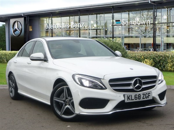 Large image for the Mercedes-Benz C Class