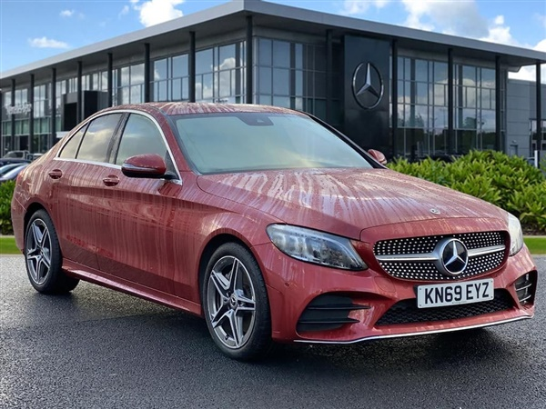 Large image for the Used Mercedes-Benz C-Class