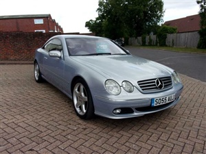 Large image for the Used Mercedes-Benz CL Class