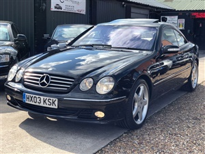Large image for the Used Mercedes-Benz CL