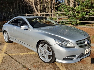 Large image for the Used Mercedes-Benz CL500