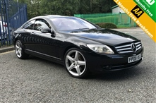 Used Mercedes-Benz CL
