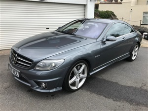Large image for the Used Mercedes-Benz Cl 63 AMG