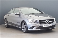 Used Mercedes-Benz CLA Class