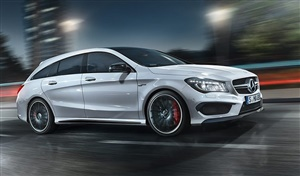 Large image for the Used Mercedes-Benz CLA-CLASS
