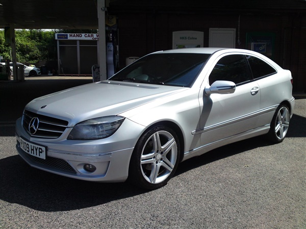 Large image for the Used Mercedes-Benz CLC