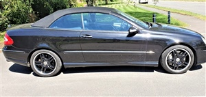 Large image for the Used Mercedes-Benz CLK55 AMG