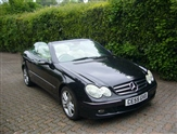 Used Mercedes-Benz CLK