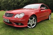 Used Mercedes-Benz CLK