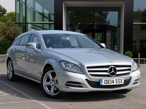 Large image for the Used Mercedes-Benz CLS