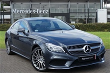 Used Mercedes-Benz CLS