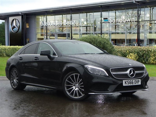Large image for the Mercedes-Benz CLS