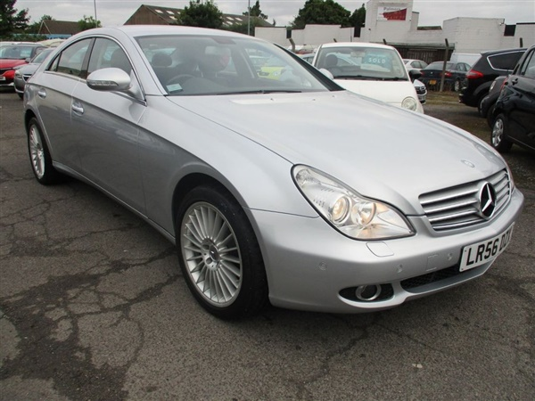 Excellent condition cls320 with sunroof