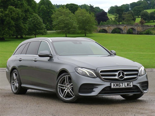 Large image for the Used Mercedes-Benz E Class