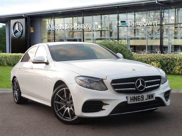 Large image for the Mercedes-Benz E Class