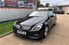 Used Mercedes-Benz E Class