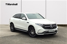 Used Mercedes-Benz EQC