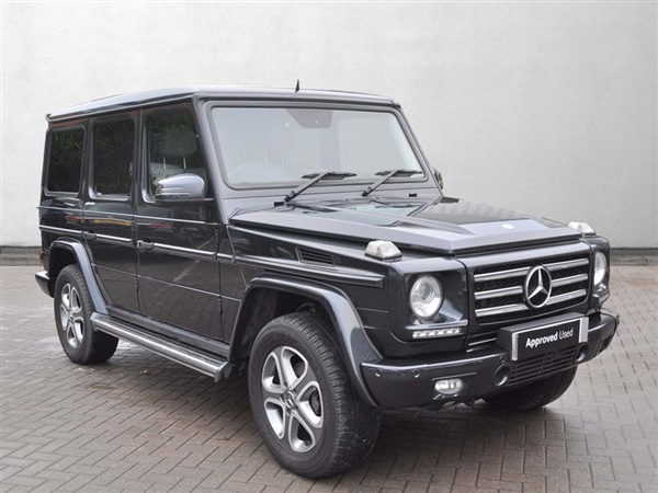 Large image for the Used Mercedes-Benz G Class
