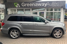 Used Mercedes-Benz GL Class