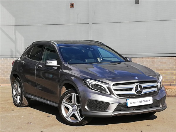 Large image for the Used Mercedes-Benz GLA Class