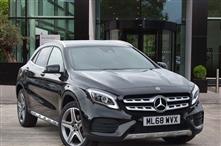 Mercedes Benz GLA Class 220d 4Matic AMG Line Premium 5dr Auto Semi
