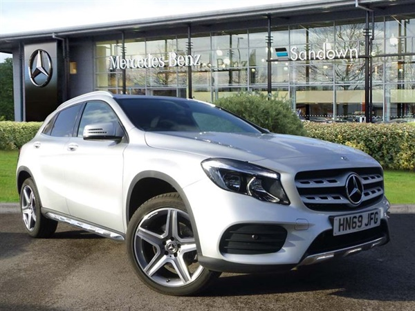 Large image for the Mercedes-Benz GLA Class